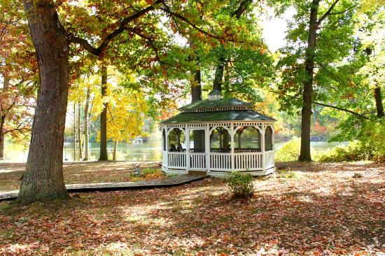Gray Goose Inn: Gazebo