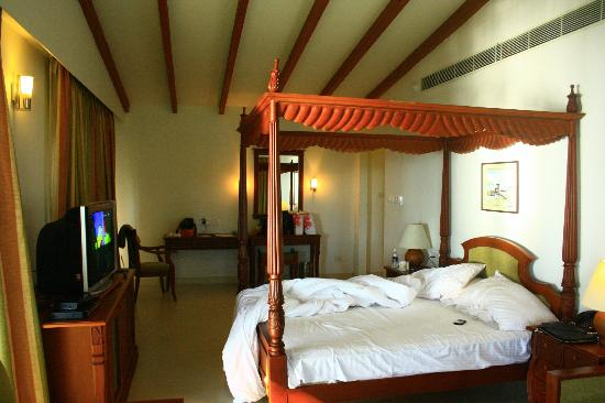 Lemon Tree Vembanad Lake Resort: Our suite