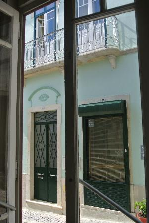 View of quaint Monchique from Ochala