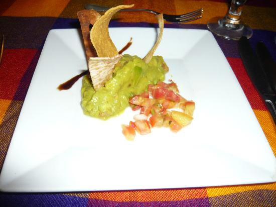 Be Live Collection Marien: mexican a la carte: guacamole app