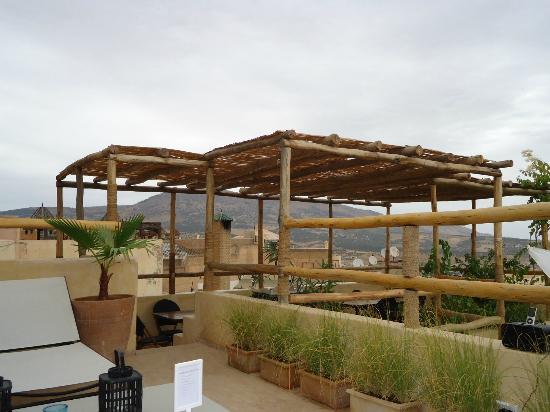 Riad Anata: terras