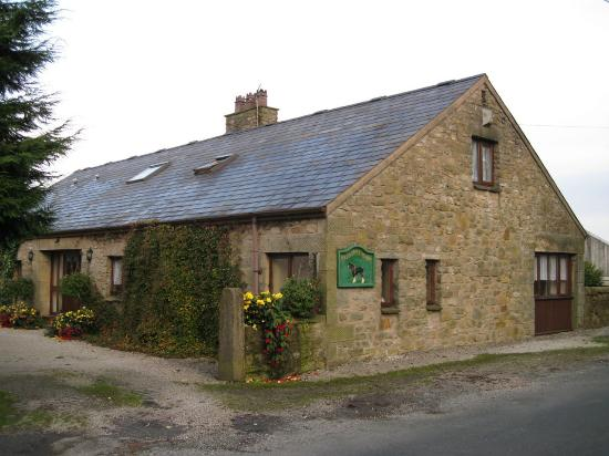 Isles Field Barn