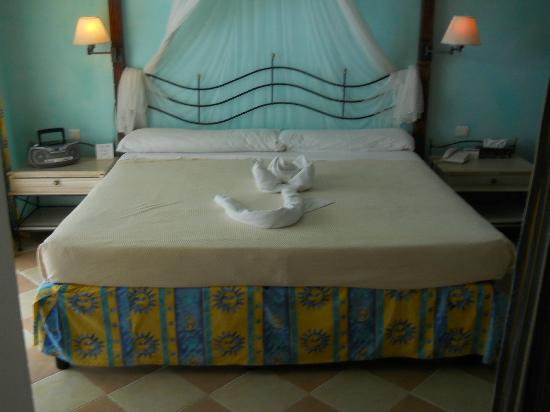 Melia Cayo Santa Maria: Great BEDS and fresh sheets daily!