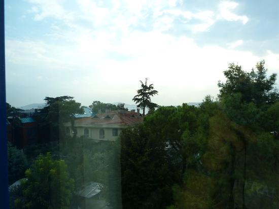 Elite Hotel Kucukyali: vista 