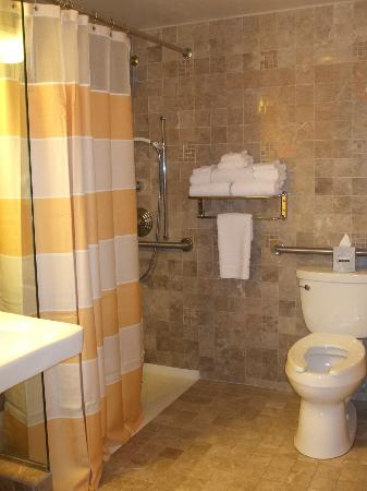 Fairfield Inn & Suites New York Manhattan/Times Square: Salle de bains