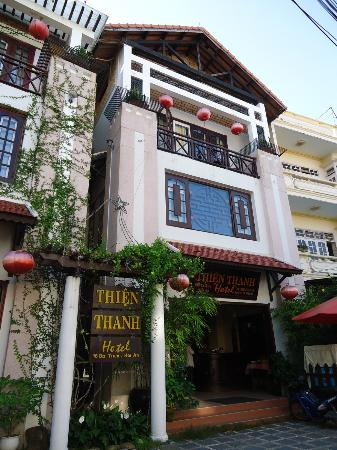 Thien Thanh Boutique Hotel: hotel
