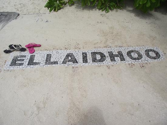 Ellaidhoo Maldives by Cinnamon: The Entrance