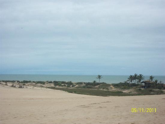 Itaunas Beach: Praia de Itaúnas