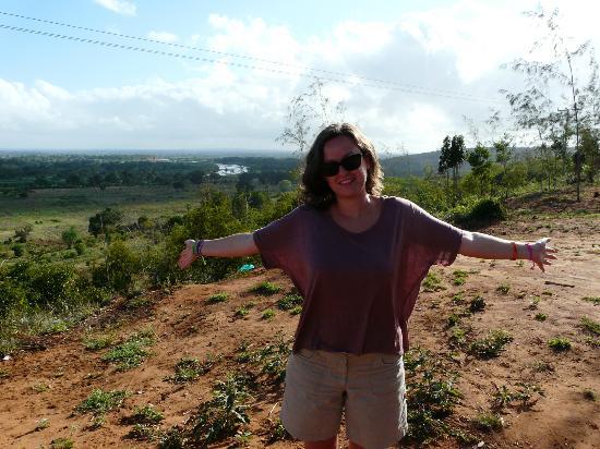 Safari Kenya Watamu - Day Tours: Panorama sul fiume Galana