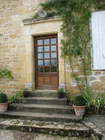 L'Ombriere : Front Door