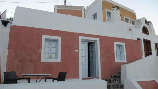 Aigialos Hotel: Evros suite
