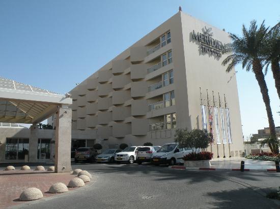 U Suites Eilat: Корпус