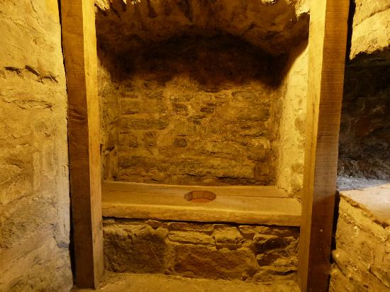 Donegal Town, أيرلندا: The privy! 