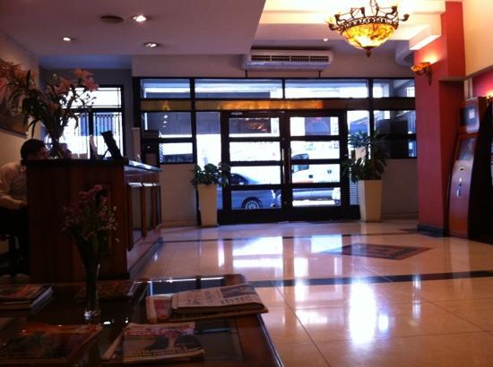 Hotel Boutique Reino Del Plata: Recepção