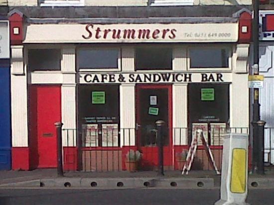 Strummers, Birkenhead