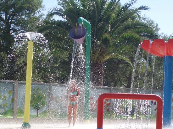 Apartamentos Cala d'Or Playa: KIDS SPLASH AREA
