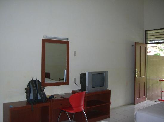 Rindu Alam Hotel: Zimmer