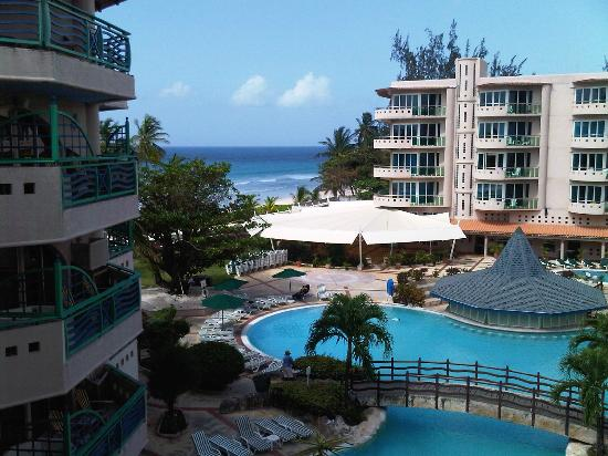 Accra Beach Hotel & Spa: View from Room