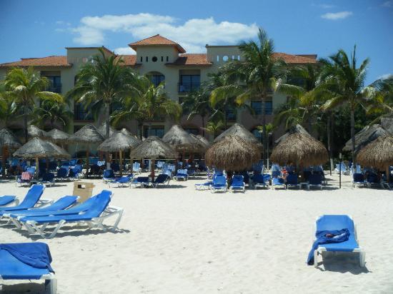6340e6855413b Ocean Front Rooms - Picture of Sandos Playacar Beach Resort