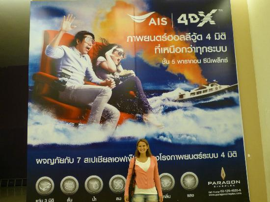 AIS 4DX Theater: Una gran experiencia!