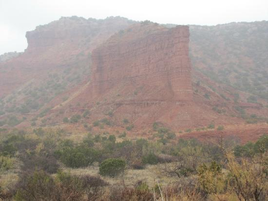 Palo Duro Canyon State Park: Another interesting rock.