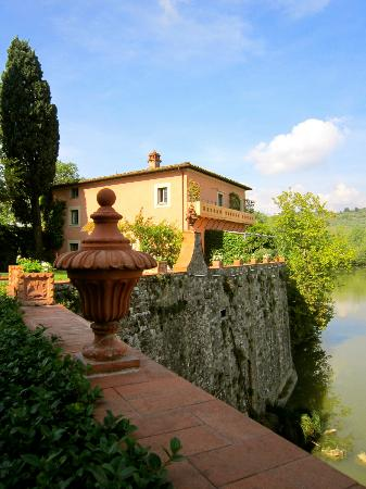 Villa La Massa: The Little Villa