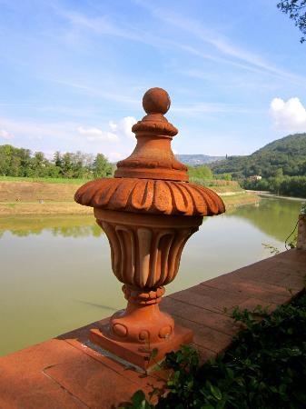 Villa La Massa: A sunny afternoon