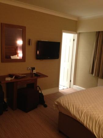 Best Western Moore Place Hotel: Bedroom