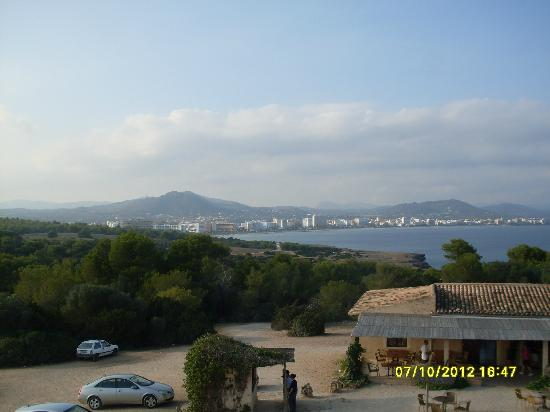 Protur Palmeras Playa Hotel: View from nature reserve