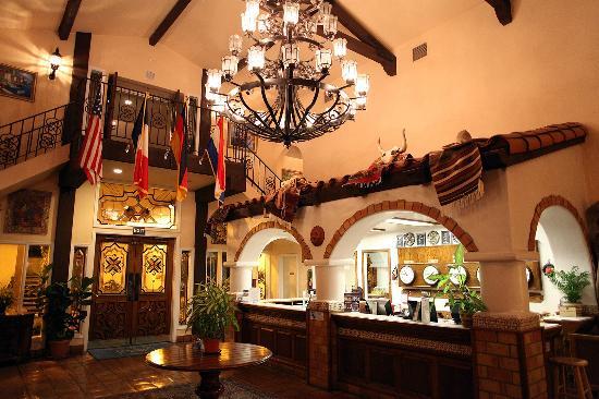 BEST WESTERN Casa Grande Inn: Hotel Lobby