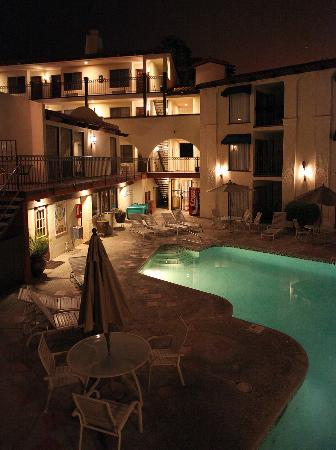 Best Western Casa Grande Inn: Pool Area