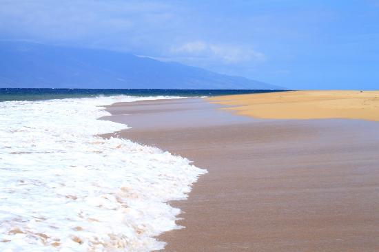 Adventure Lanai Ecocenter: Polihua Beach