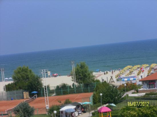вид из окна Picture Of Hotel Laguna Mare Albena