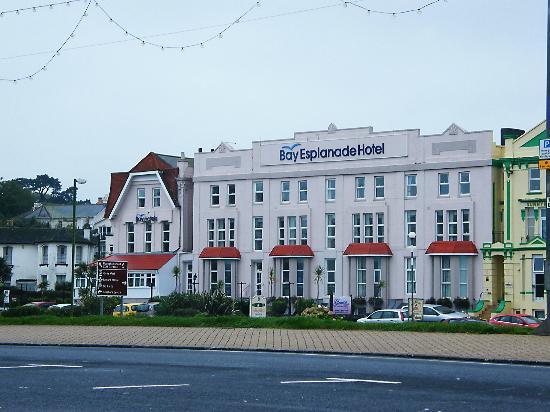 Bay Esplanade Hotel : Hotel front view