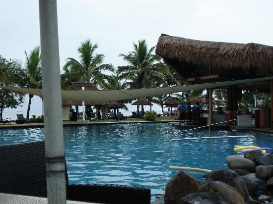 Wyndham Resort Denarau Island: Pool and Pool Bar Area Worldmark Denerau Island
