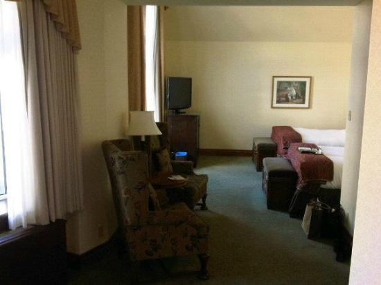Fairmont Banff Springs : Room 1963