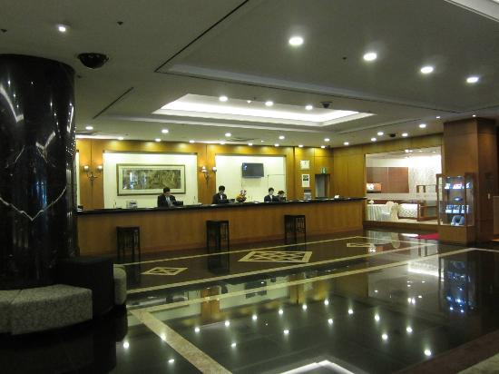 Novotel Seoul Ambassador Gangnam: Lobby