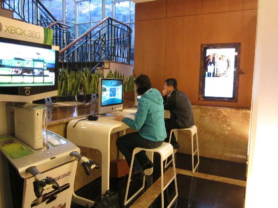 Novotel Seoul Ambassador Gangnam: Free internet