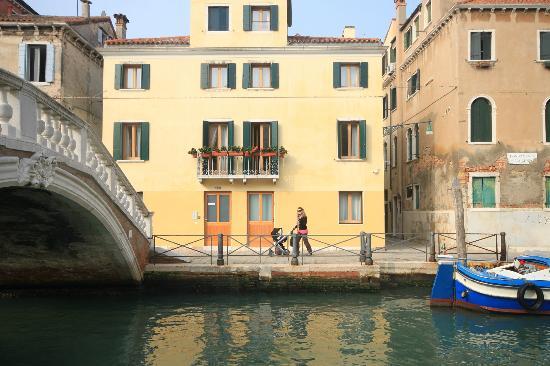 Al Bailo di Venezia: External view