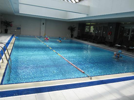 Novotel Seoul Ambassador Gangnam: Swimming pool