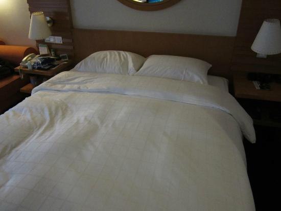 Novotel Seoul Ambassador Gangnam: Comfy bed