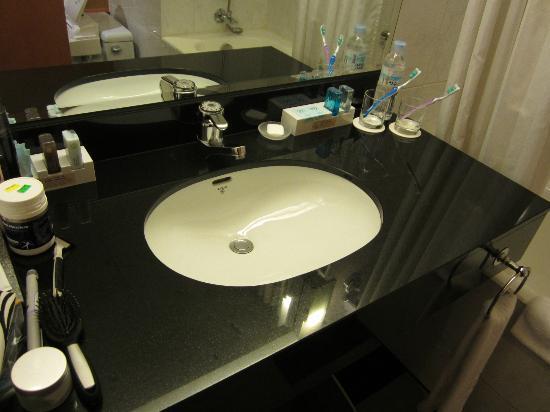 โนโวเทล โซล แอมบาซาเดอร์ กังนัม: Bathroom