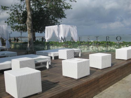 Patra Maestro Bar Picture Of The Patra Bali Resort Villas Kuta Tripadvisor