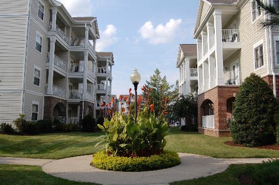 Wyndham Nashville: Nicely kept property