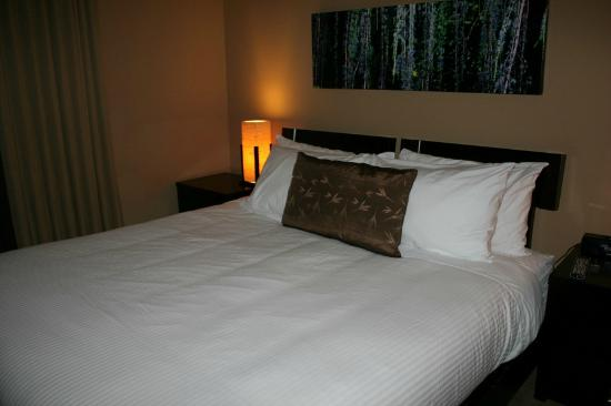 Silver Creek Lodge: King Sized room with Ensuite