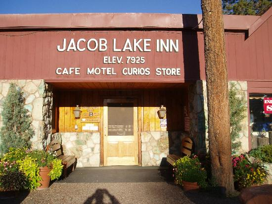 Jacob Lake Inn: Check-in