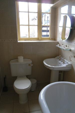 Old Bull Inn: bathroom