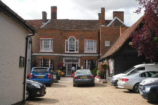 Old Bull Inn: View from the outside