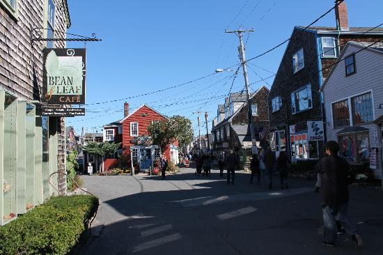 Rockport, MA: Bearskin Neck