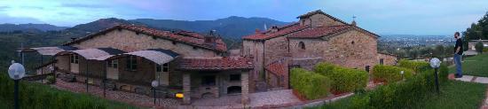 Hotel Villa Volpi: View